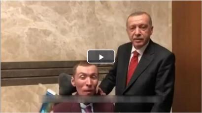 Cumhurbaşkanı Erdoğan'dan DMD desteği